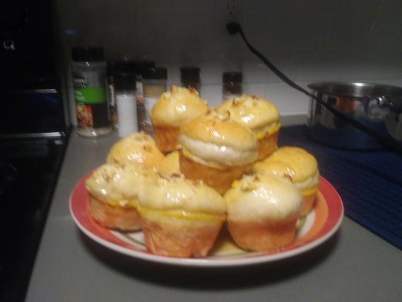 Glazed mcguffins